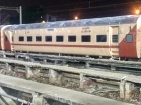 दिल्ली आने वाली 20 ट्रेनें 3 घंटे तक लेट