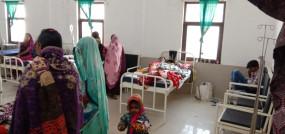 3 माह में 70 मासूम बच्चों की मौत!- 25 थे निमोनिया से ग्रसित