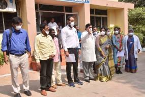 कोरोनावायरस को लेकर केरल में 806 लोग निगरानी में