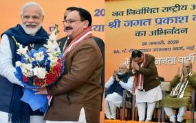 संबोधन: मोदी बोले-जेपी नड्डा का नेतृत्व BJP को नई प्रेरणा और ऊर्जा देगा