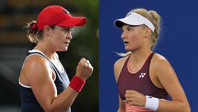 Adelaide international: टूर्नामेंट के फाइनल में आज डायना और एश्ले बार्टी आमने-सामने