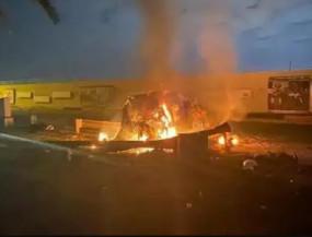 एयर स्ट्राइक: अमेरिका ने इराक पर फिर किया हवाई हमला, 6 लोगों की मौत