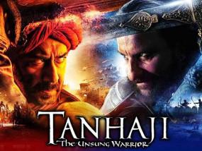 Tanhaji Review: अजय काजोल की कैमेस्ट्री और सैफ की दमदार एक्टिंग, एक्शन सीन और 3डी इफेक्ट देखने लायक