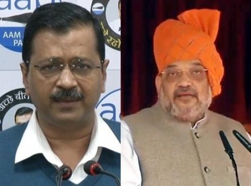 मोदी के बजाए अमित शाह बने दिल्ली चुनाव का चेहरा!