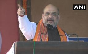बिहार: अमित शाह की दो टूक, नीतीश कुमार के नेतृत्व में ही लड़ेंगे विधासभा चुनाव