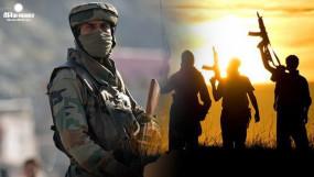 जम्मू-कश्मीर: सुरक्षाबलों और आतंकियों के बीच मुठभेड़ जारी, जैश का एक आतंकी ढेर, दो फरार