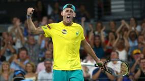 ATP CUP: क्वार्टर फाइनल में पहुंचने वाली पहली टीम बनी ऑस्ट्रेलिया