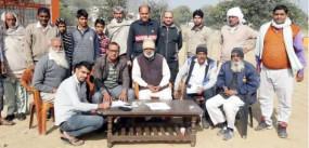 प्रयास: 62 किसानों ने जमीन देने के लिए भरे शपथ पत्र, ताकि गांव में ही बने एम्स अस्पताल