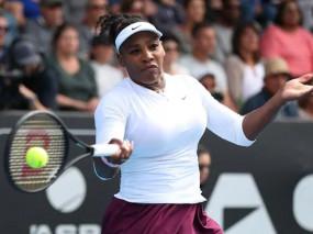 टेनिस : सेरेना एएसबी क्लासिक टूर्नामेंट के दूसरे राउंड में, केमिला को दी मात