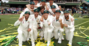 AUS VS NZ: ऑस्ट्रेलिया ने आखिरी टेस्ट मैच में न्यूजीलैंड को 279 रनों से हराया, 3-0 से जीती सीरीज