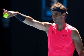 Australian open: नडाल टूर्नामेंट के दूसरे राउंड में पहुंचे, शारापोवा उलटफेर का शिकार