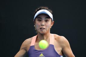 ऑस्ट्रेलियन ओपन : सेरेना को हराने वाली वांग बाहर