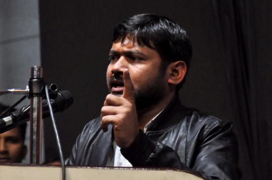 बिहार : कन्हैया लिए गए हिरासत में, बाद में रिहा