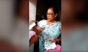 Delhi election: 700-700 रुपए में भाजपा खरीद रही है वोट? वीडियो वायरल