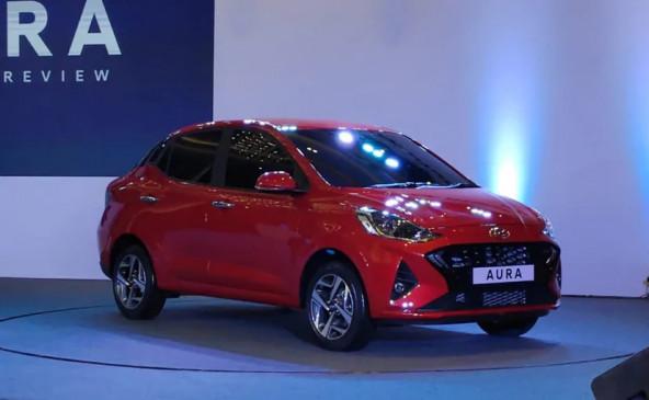 Automobile: Hyundai Aura की बुकिंग शुरू, देना होगी इतनी राशि