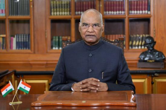 सीएए कानून ने बापू के सपनों को पूरा किया : राष्ट्रपति