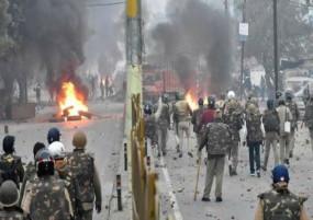 CAA Protest: मेरठ में प्रदर्शनकारियों ने 30 सुरक्षाकर्मियों को जलाने की कोशिश की थी