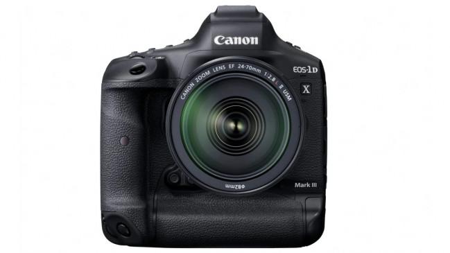 न्यू लॉन्च: Canon ने लॉन्च किया नया EOS-1D X Mark III कैमरा, खास हैं फीचर्स