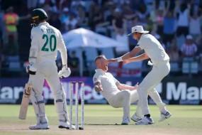 केप टाउन टेस्ट : इंग्लैंड ने साउथ अफ्रीका को 189 रन से हराया,सीरीज में 1-1 से बराबरी की
