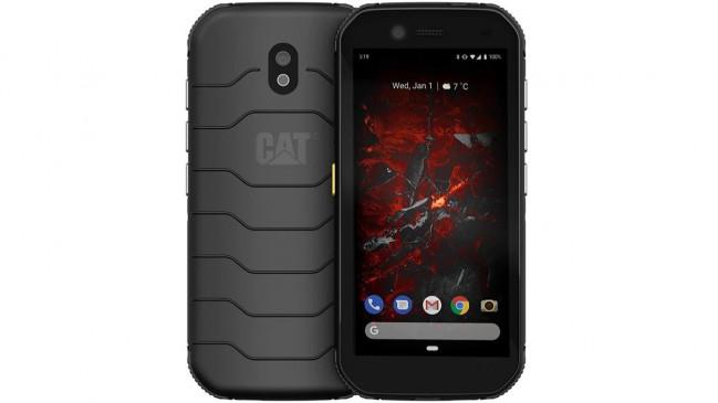 CES 2020: Cat S32 रग्ड फोन हुआ लॉन्च, ग्लव्स के साथ भी डिस्प्ले पर कर सकेंगे काम!
