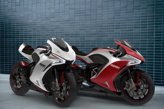 CES 2020: Damon Motorcycles ने पेश की इलेक्ट्रिक बाइक, इस तकनीक से है लैस