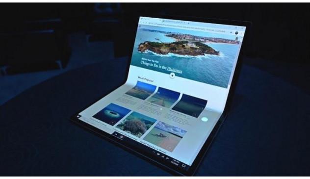 CES 2020: Intel ने फोल्डेबल लैपटॉप HorseshoeBend किया लॉन्च, जानें खूबियां