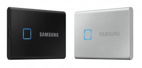 CES 2020: Samsung ने लॉन्च की पोर्टेबल SSD T7, इसमें है फिंगरप्रिंट सेंसर