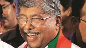 प्रदेश अध्यक्ष बने रह सकते हैं चंद्रकांत पाटील, संगठनात्मक चुनाव के बाद होगा चयन