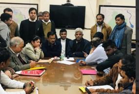 Delhi Election 2020: अरविंद केजरीवाल ने भरा नामंकन, 7 घंटे तक करना पड़ा इंतजार