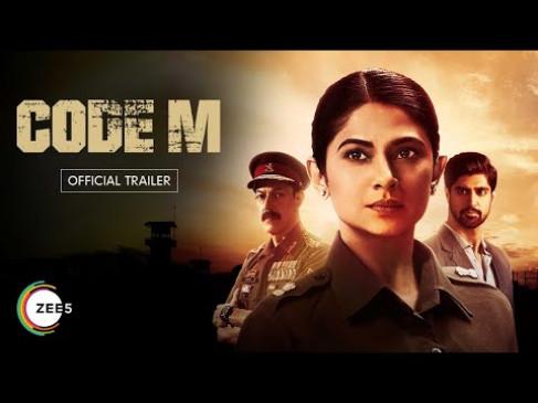 ट्रेलर आउट : Code M में नजर आएंगी जेनिफर विंगेट, इंडियन आर्मी डे पर रिलीज होगी सीरीज