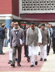 कांग्रेस की आयोग से शिकायत, भाजपा दिल्ली चुनाव का सांप्रदायीकरण चाहती है