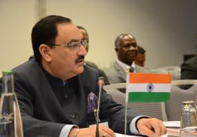 कांग्रेस 8 माह से दे रही पाकिस्तान को मदद करने वाले बयान : नड्डा