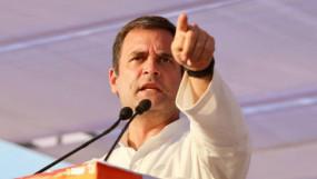 JNU : राहुल का मोदी सरकार पर निशाना, कहा- बहादुर छात्रों की आवाज से डर गए फासीवादी