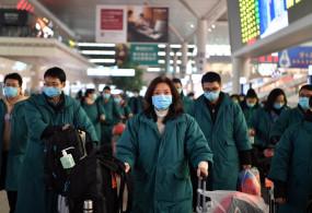 कोरोनावायरस : चीन में मृतकों की संख्या बढ़कर 80 हुई, 2744 संक्रमित (लीड-1)