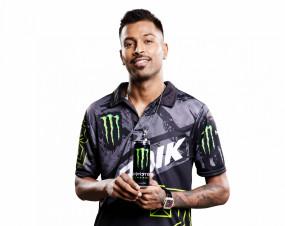 क्रिकेट: भारत में मॉन्स्टर एनर्जी के ब्रांड एम्बेसेडर बने क्रिकेटर हार्दिक