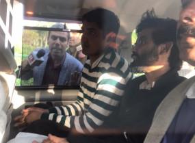 शरजील इमाम को दिल्ली लाई क्राइम ब्रांच, अदालत में पेशी