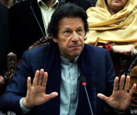 कश्मीर मुद्दे पर सुरक्षा परिषद में बहस स्वागतयोग्य : इमरान