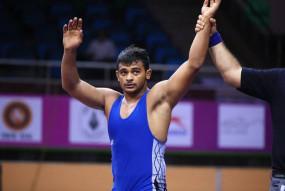 दीपक पुनिया और रवि दहिया ने किया एशियन चैंपियनशिप के लिए क्वालीफाई