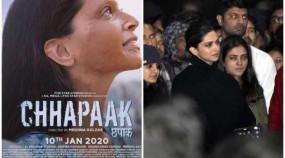 PR Stunt : दीपिका के JNU जाने का दाव पड़ा उल्टा, फिल्म कलेक्शन पर पड़ा असर