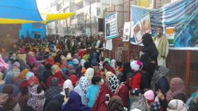 दिल्ली : शाहीनबाग में न्यूज चैनल टीम पर हमले का मामला दर्ज