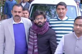 शरजील 5 दिन की पुलिस रिमांड पर, भड़काऊ भाषण देने पर देशद्रोह का है आरोप
