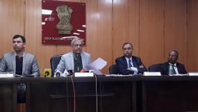 दिल्ली चुनाव : 6 करोड़ 39 लाख की नकदी व अन्य सामान जब्त