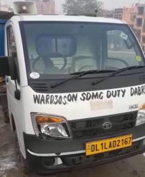 दिल्ली चुनाव : मतदाता जागरूकता अभियान के लिए निकाला अनोखा फार्मूला