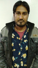 दिल्ली : 7वीं पास अंतर्राज्यीय हथियार तस्कर गिरफ्तार, हथियार जब्त