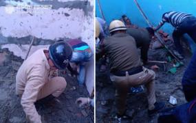 दिल्ली: कोचिंग सेंटर की छत गिरने से 1 टीचर और 4 स्टूडेंट्स की मौत, 3 छात्र लापता, मौके पर NDRF मौजूद