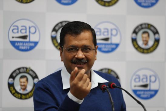 दिल्ली फैसला करेगी कि मैं आतंकवादी हूं या बेटा : केजरीवाल