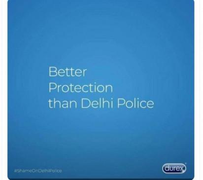 Fake News: क्या Durex इंडिया ने उड़ाया दिल्ली पुलिस का मजाक ?