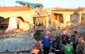 तुर्की में भूकंप, 20 लोगों की मौत (लीड-1)