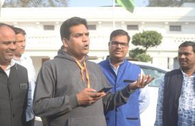 पाकिस्तान वाले बयान पर कपिल मिश्रा को चुनाव आयोग का नोटिस