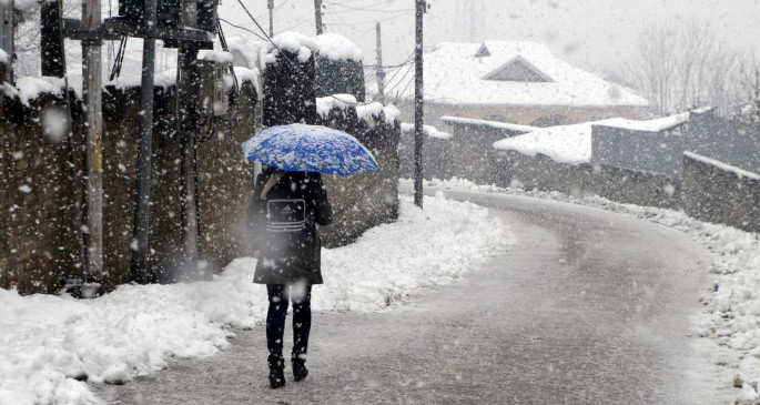 उत्तराखंड में बर्फबारी के कारण 900 से अधिक गांवों में बिजली-पानी आपूर्ति बाधित